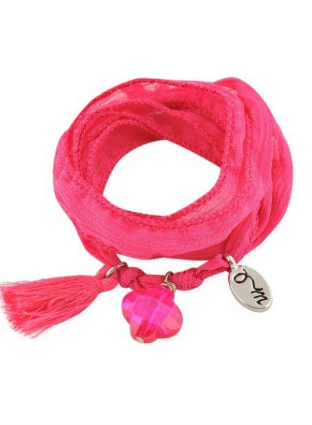 Rakhi Pink Flambé