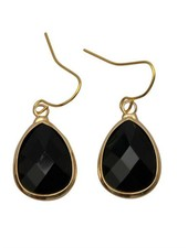 Dare to be fabulous teardrop Black