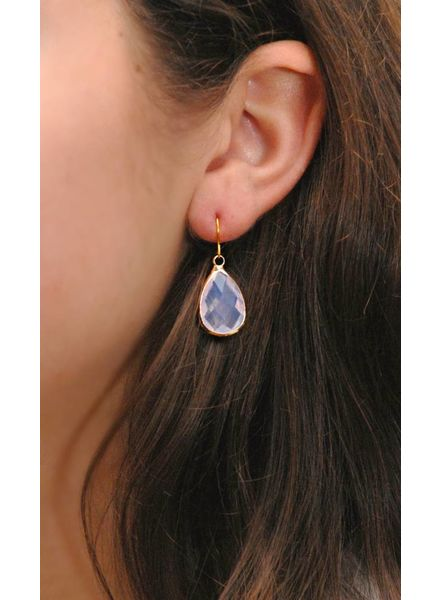 Dare to be Fabulous Teardrop Crystal