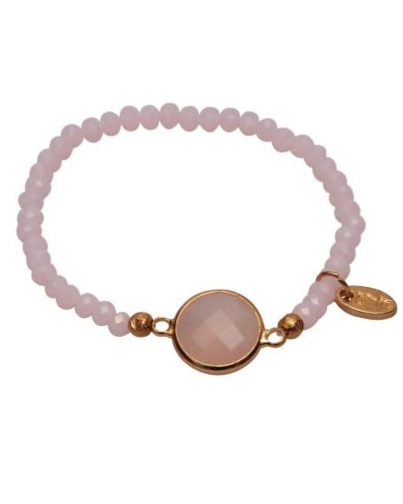 Embrace Cristal stone Pink