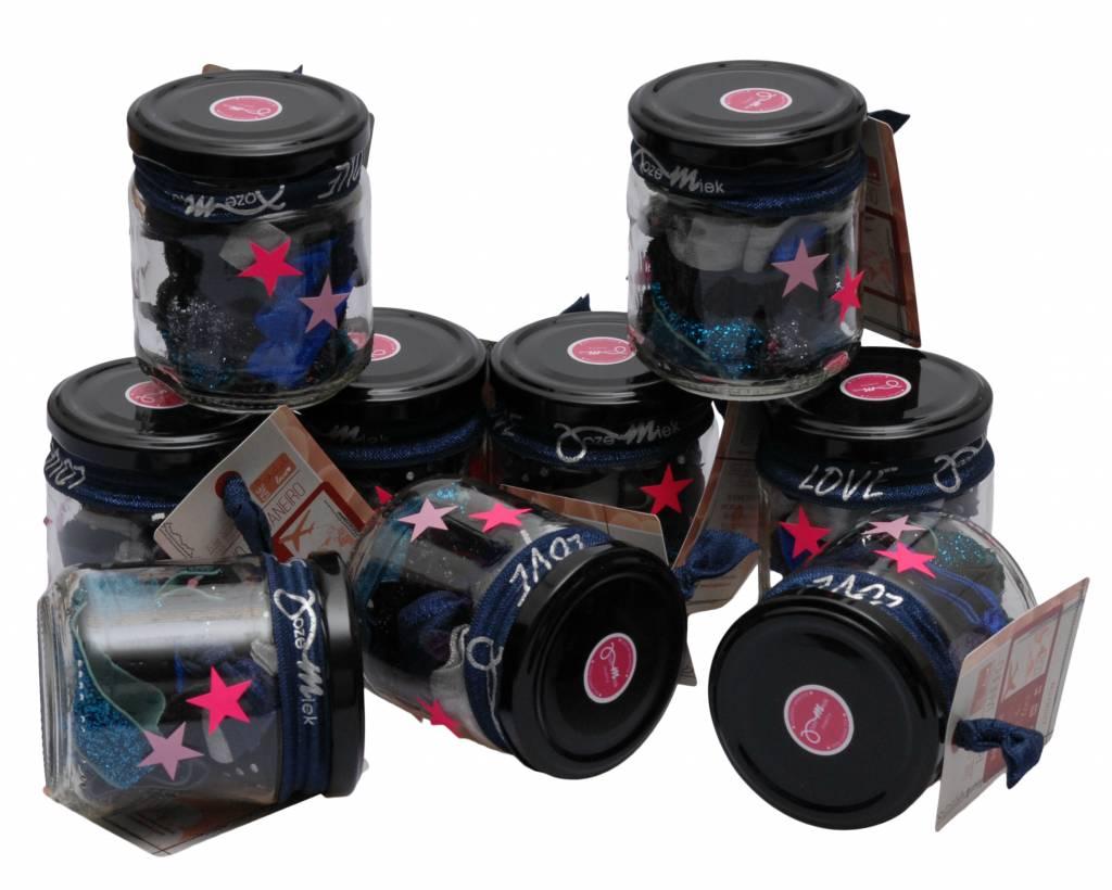 "Rio gift set "" Shine Like a star"" blue/black"
