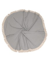 Jozemiek ® Resort Roundie Silver-Grey