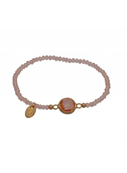 Jozemiek ® Jozemiek Cristal Stone Circle Copper
