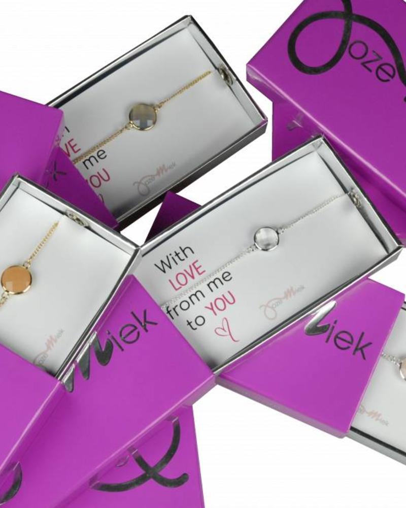 Jozemiek ® With love! bracelet