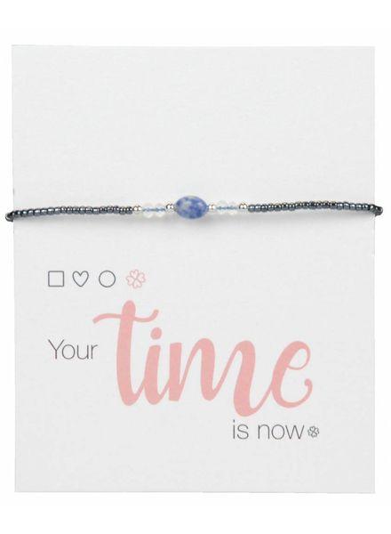 Jozemiek ® Jozemiek Natural Stone Bracelet Blue I LIMITED EDITION