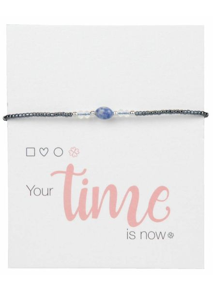 Jozemiek ® Jozemiek Silver Bead Bracelet Open Square - Copy - Copy - Copy - Copy - Copy