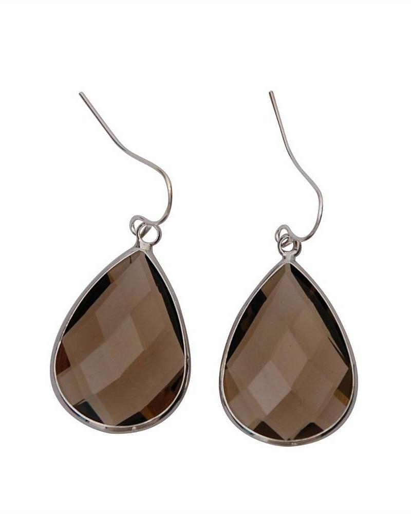Jozemiek ® Dare to be Fabulous earring Taupe