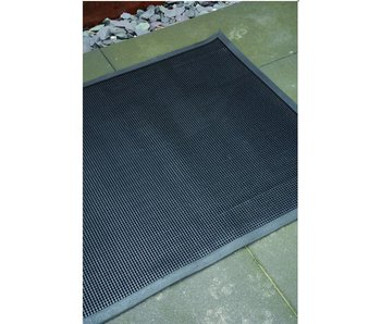 Rubberen mat 91x182