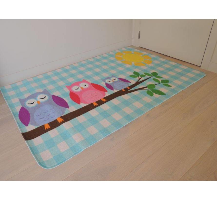 Tapis decoration chambre bebe