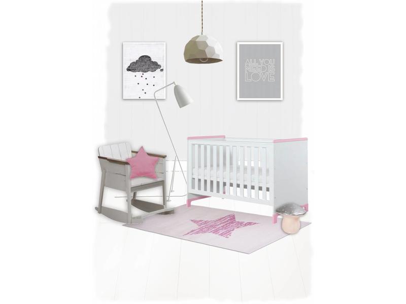 Tapis rose chambre bebe top tapis rose chambre fille for Tapis chambre bebe fille gris et rose