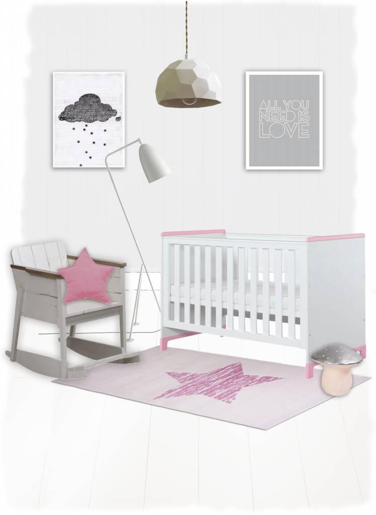Tapis chambre b b fille - Tapis de chambre bebe ...