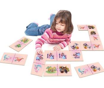 Reuze Domino Prinsessen
