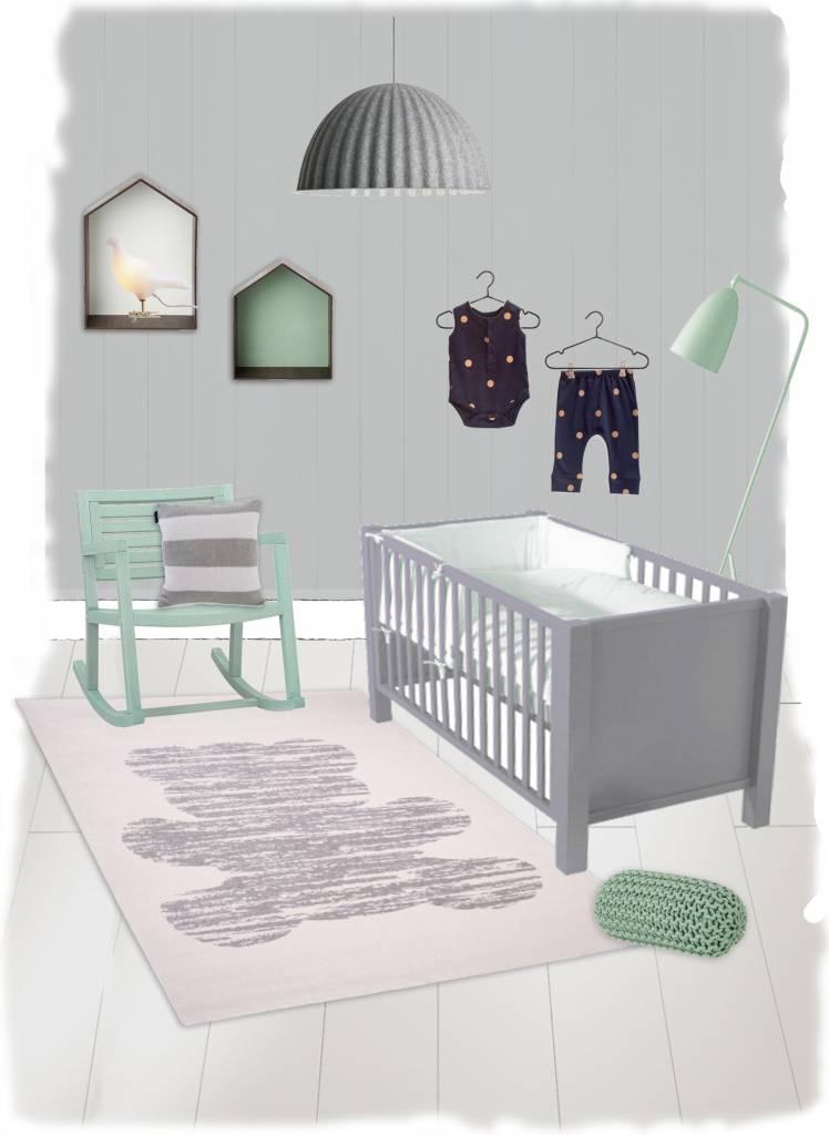 ecru tapijt babykamer - onlinemattenshop.be, Deco ideeën