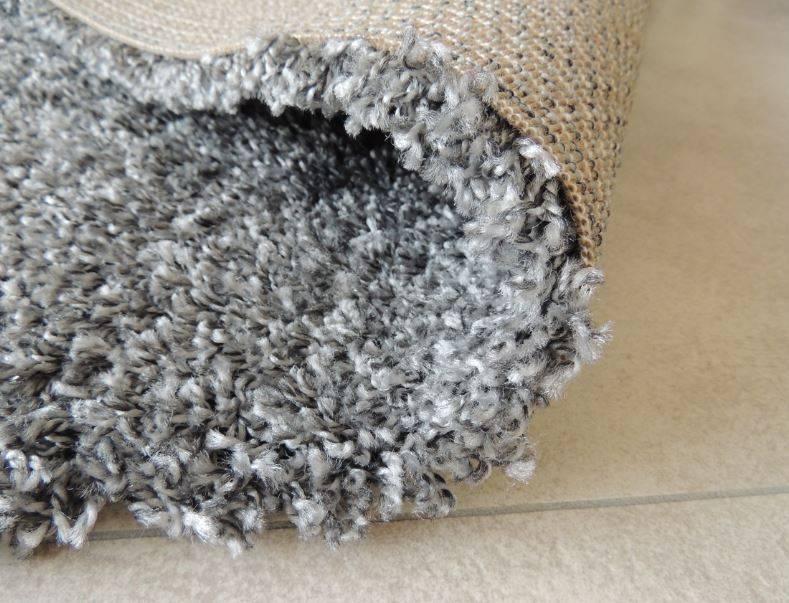 Tapis shaggy gris - Tapis gris clair pas cher ...
