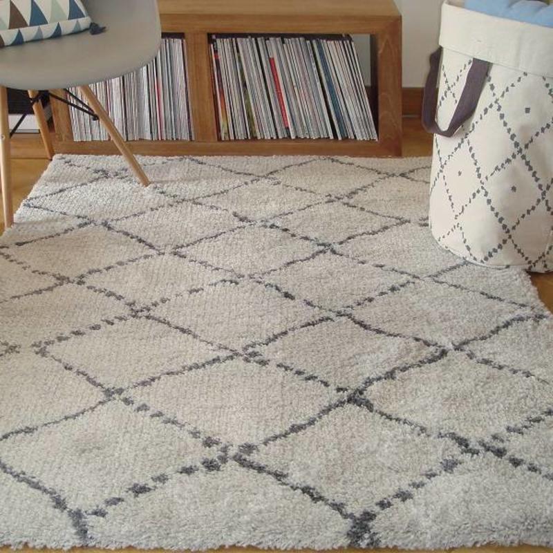 Roze hoogpolig tapijt kinderkamer - Onlinemattenshop.be
