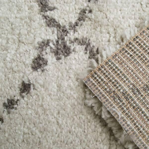 tapis shaggy chambre enfant beige. Black Bedroom Furniture Sets. Home Design Ideas