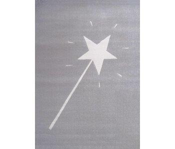 Grijs tapijt voor kinderkamer