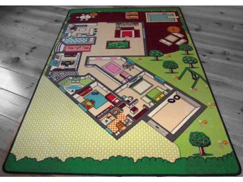 tapis de jeu pour filles et gar ons. Black Bedroom Furniture Sets. Home Design Ideas