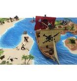 Tapis De Jeu Pirates