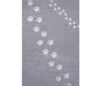 Grijs tapijt slaapkamer kind