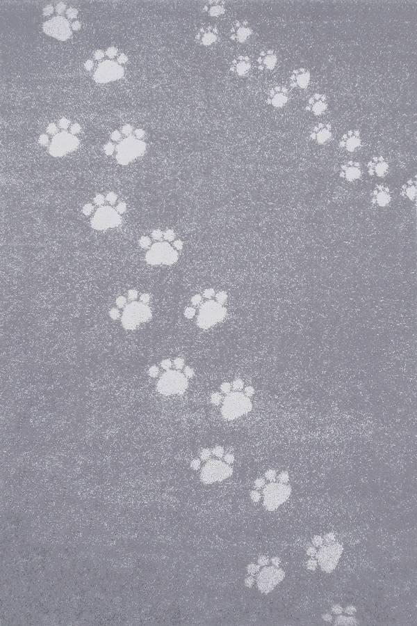 Grijs tapijt slaapkamer kind - Onlinemattenshop.be