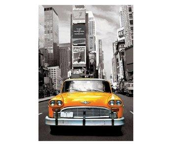 Trendy en hip tapijt New York