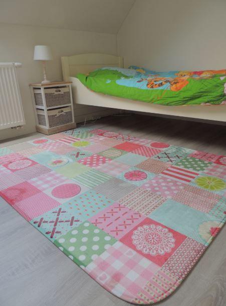 Kleurrijke decoratie kinderkamer   Onlinemattenshop be