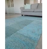 Vlak vintage tapijt 120x170 of 150x230