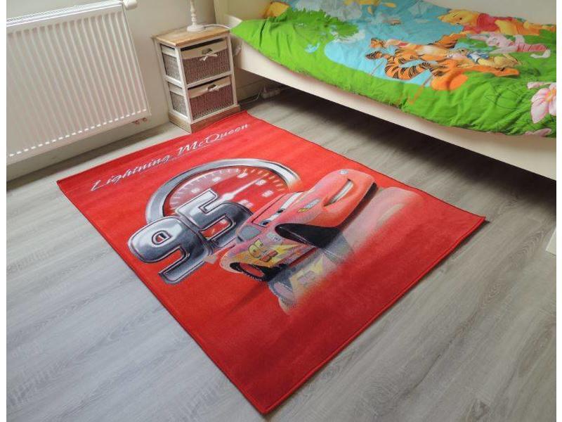 Disney cars tapijt - Tapijt voor volwassen kamer ...