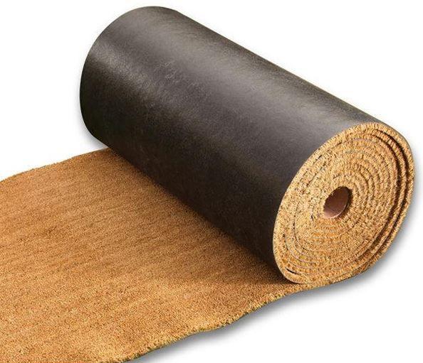 tapis de coco sur mesure 100 cm largeur. Black Bedroom Furniture Sets. Home Design Ideas