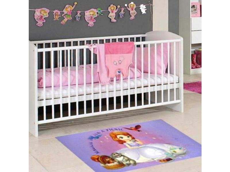 tapis sofia the first. Black Bedroom Furniture Sets. Home Design Ideas