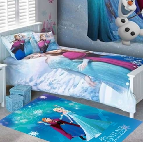 cool chambre chambre rose reine des neiges tapis la reine des neiges with tapis chambre rose. Black Bedroom Furniture Sets. Home Design Ideas