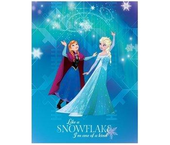 Tapis chambre enfant Disney La Reine des Neiges
