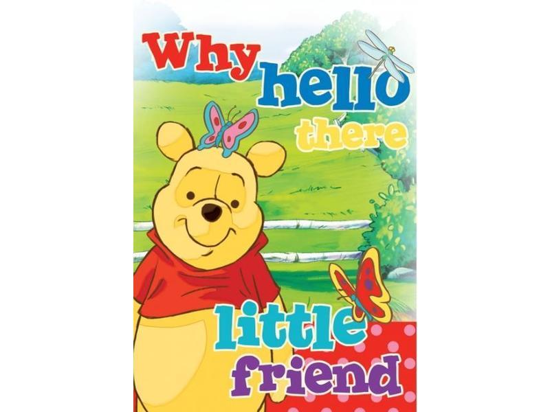 Groot tapijt Winnie The Pooh 120x160cm