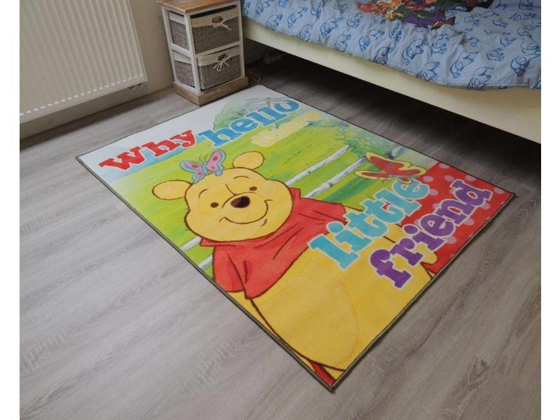Tapis chambre enfant Winnie The Pooh