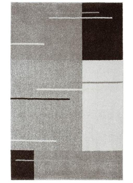 Design tapijt betaalbaar en stijlvol - Grijs tapijt ...