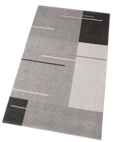 Grijs design tapijt - Grijs tapijt ...