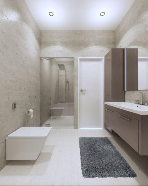 20170408&140442_Gamma Badkamer Matten ~ koude tegels van de badkamer met een badmat uit ons uitgebreid gamma