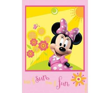 Mickey Mouse tapijt voor babykamer