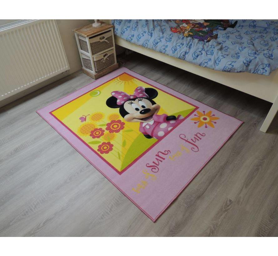 Tapis chambre enfant Mickey Mouse