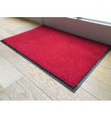 Tapis absorbant en couleur rouge