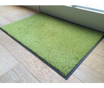 Droogloopmat groen Eco-Clean