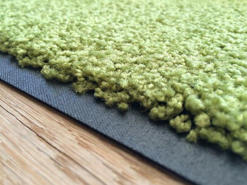 Tapis antipoussière, vert