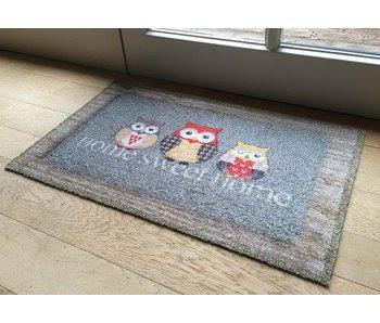 Originele deurmat binnen