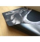 Stijlvolle entreemat met print 60x90cm