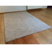 Hoogpolig tapijt Sienna beige
