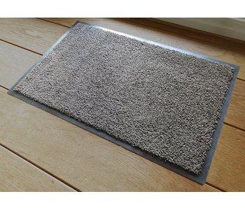 Droogloopmat bruin Eco-Clean