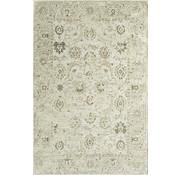 Vintage tapijt kleur beige