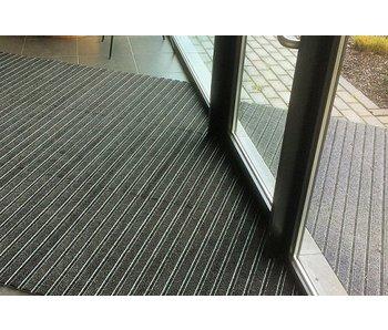 tapis d'entrée modulaires en format planche, emballé par 1m² ou 6 plances