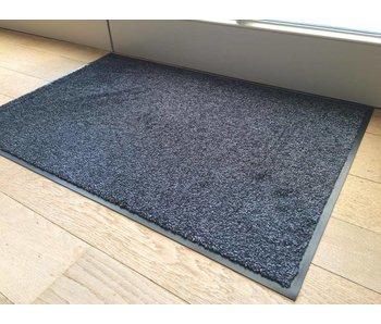 tapis d 39 entr e ecologique en coton gris. Black Bedroom Furniture Sets. Home Design Ideas